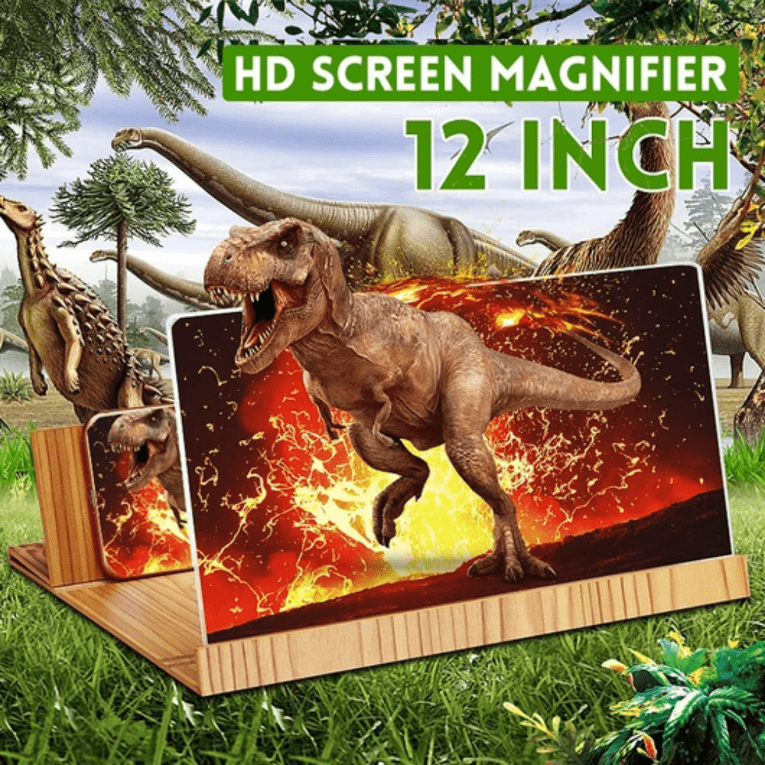 "12"" HD Screen Magnifier - Discounts You May Like"