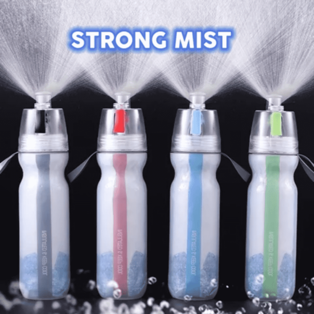 2-in-1 Cooling Spray Bottle - Discounts You May Like