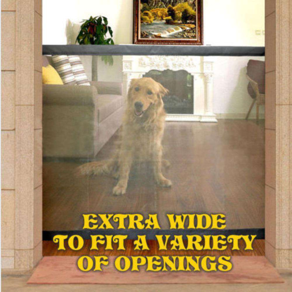 (Last Day Promotion&50% OFF)Portable Kids &Pets Safety Door Guard - Discounts You May Like