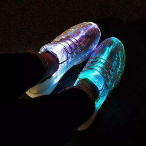 KIDS - Wsnd Pro™ LUMINOUS FIBER OPTIC SHOES - Discounts You May Like