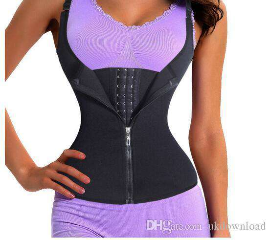 Adjustable Shoulder Strap Waist Trainer Vest - Blazing Dealz