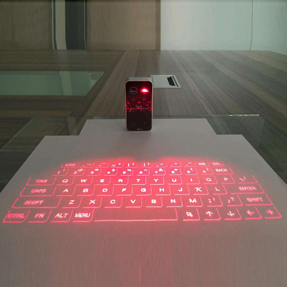 Bluetooth Virtual Projection keyboard - Discounts You May Like