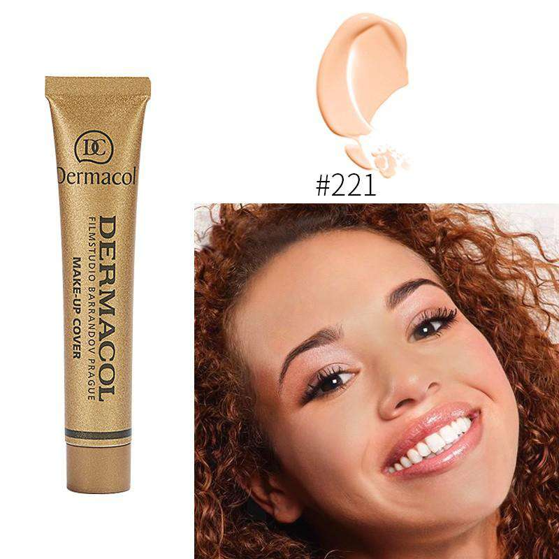 Dermacol High-Covering Foundation - Discounts You May Like