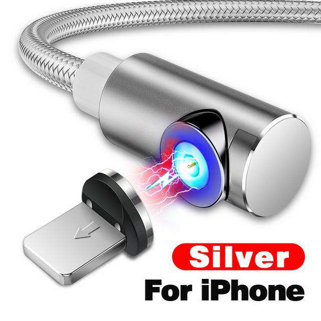 360° Magnetic Charging Cable - Blazing Dealz