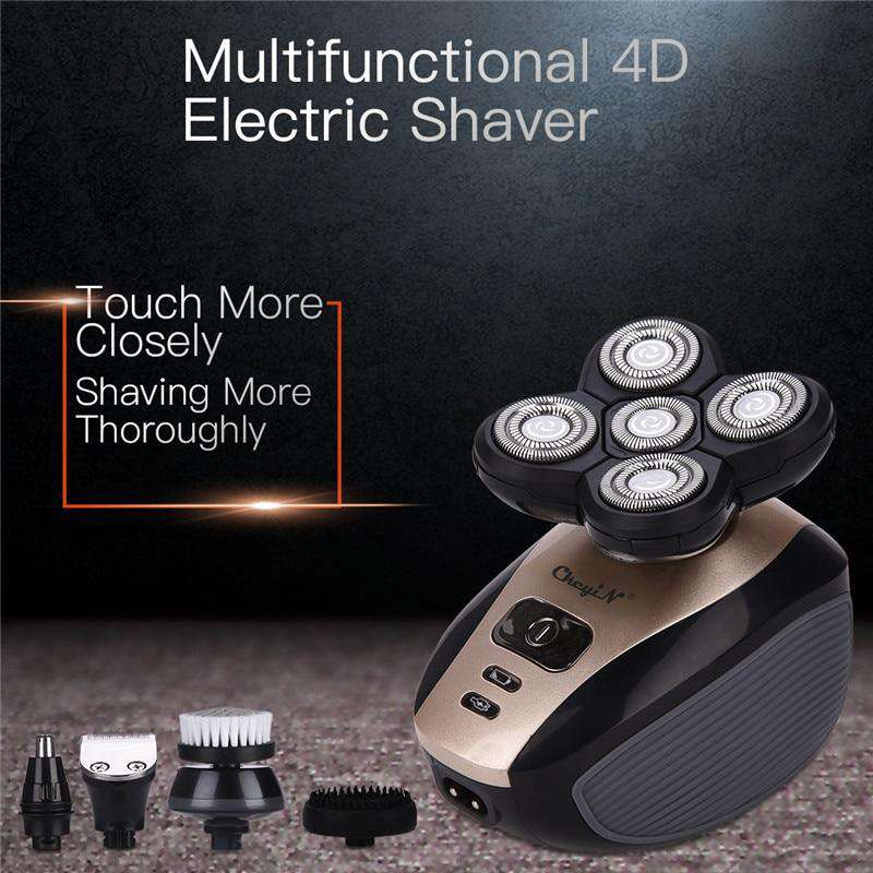 5 In 1 Electric Razor - Discounts You May Like