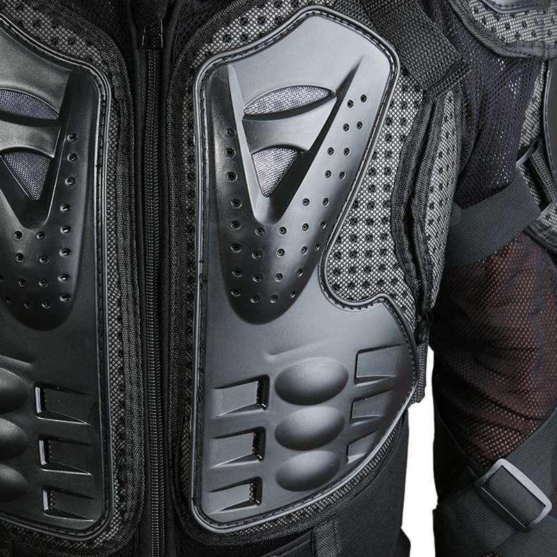 Full Body Motorcycle Armor Jacket - Blazing Dealz
