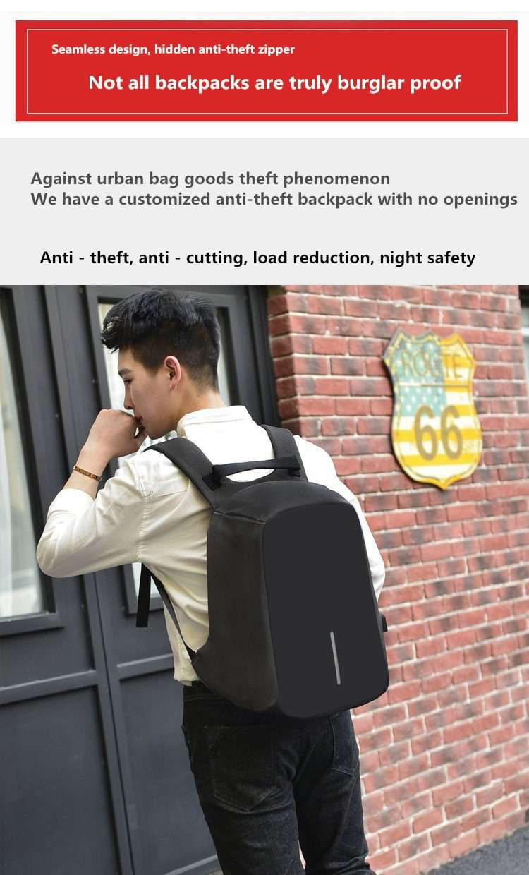 Anti-Theft Backpack - Discounts You May Like