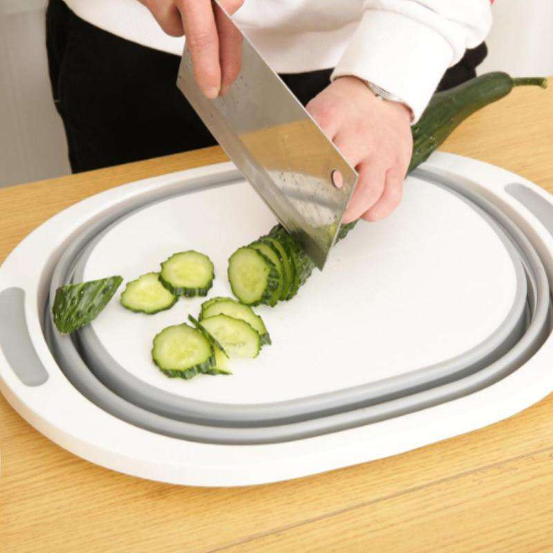 Foldable Multi-Function Chopping Board - Blazing Dealz