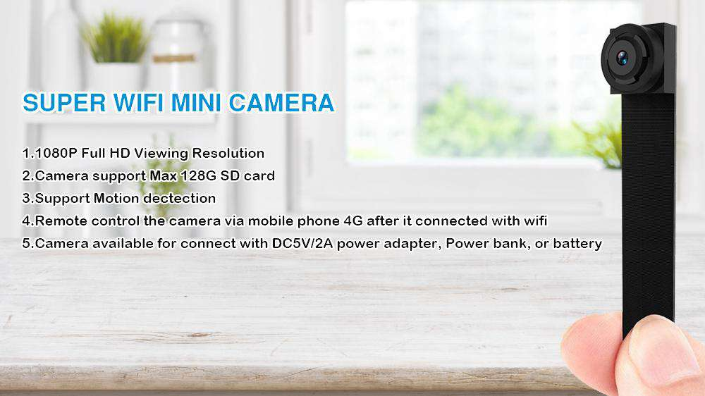 Micro HD Spy Camera - Discounts You May Like
