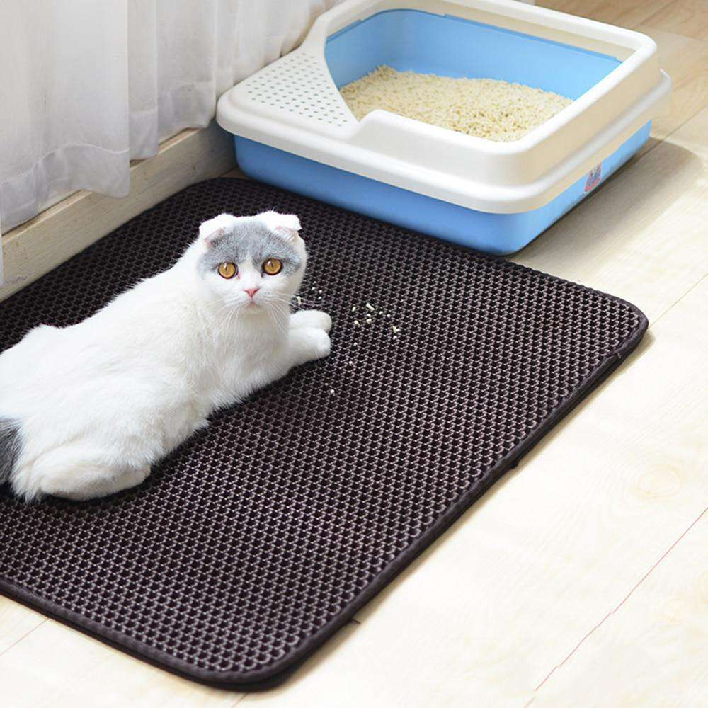 Cat Litter Mat - Blazing Dealz