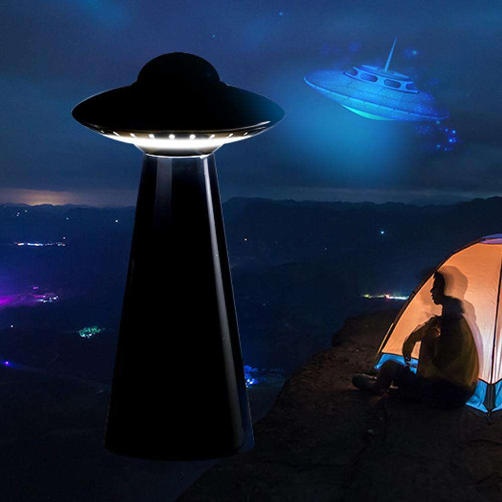 Creative UFO Table Lamp - Discounts You May Like