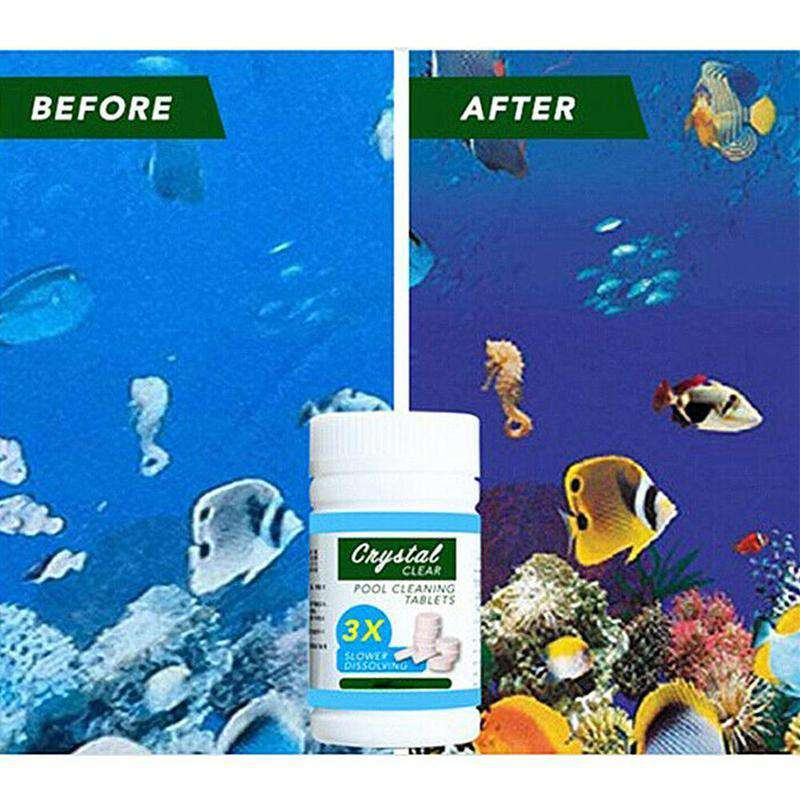 Magic Pool Chlorine Tablets - Discounts You May Like