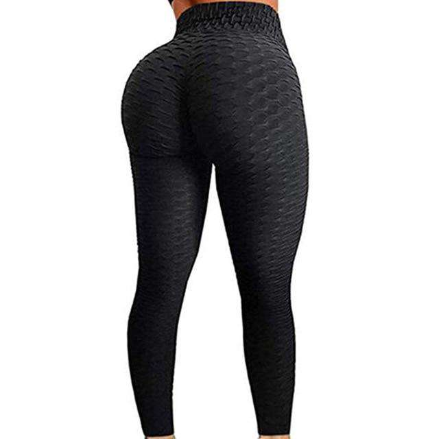 Anti-Cellulite High Waist Leggings - Discounts You May Like