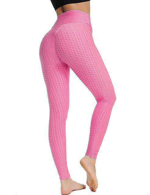 Anti-Cellulite High Waist Leggings - Blazing Dealz