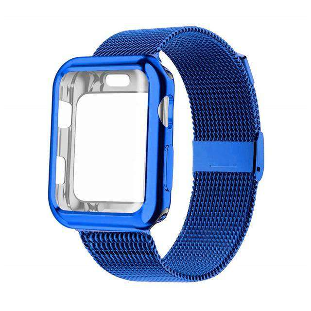 Milanese Loop Stainless Steel Apple Watch Bands - Discounts You May Like