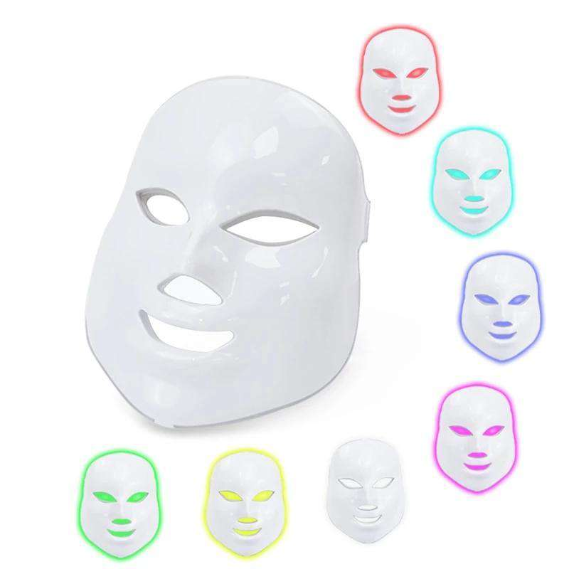 LED Facial Mask - Blazing Dealz