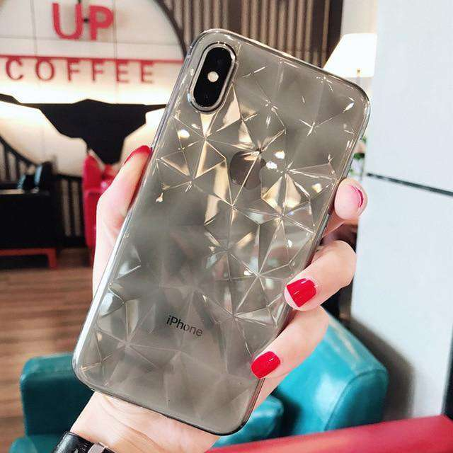 Luxury Diamond Texture Case For iPhone 11 Pro Max X XR XS Max - Discounts You May Like