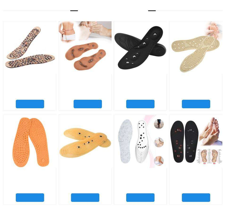 Acupressure Slimming Insoles - Discounts You May Like