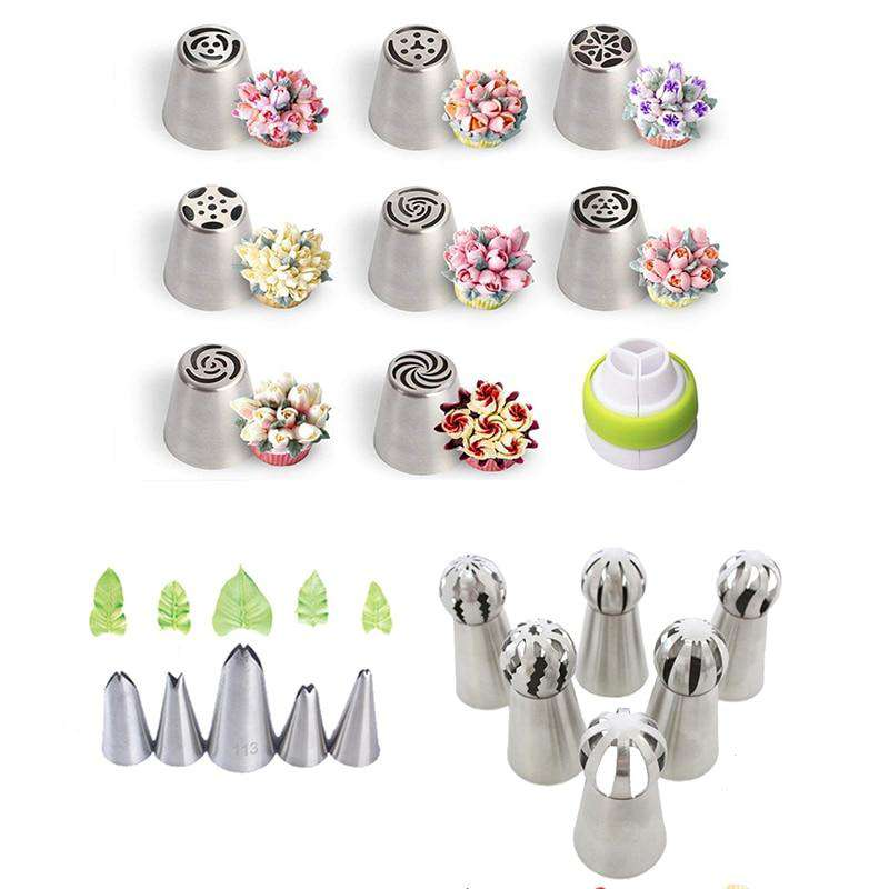 Artistic Pastry Nozzles Set - Discounts You May Like
