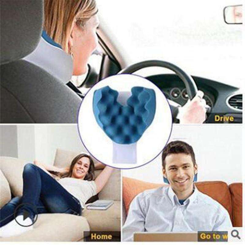 Chiropractic Neck Pillow - Blazing Dealz