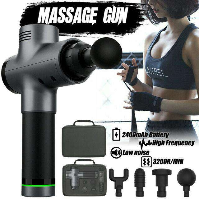 Deep Tissue Therapy Gun - Discounts You May Like
