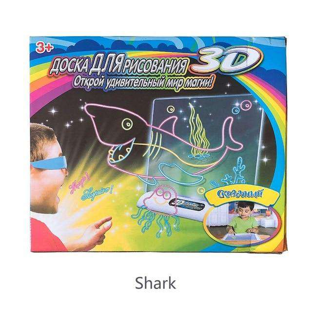 3D Magic Drawing Board - Discounts You May Like