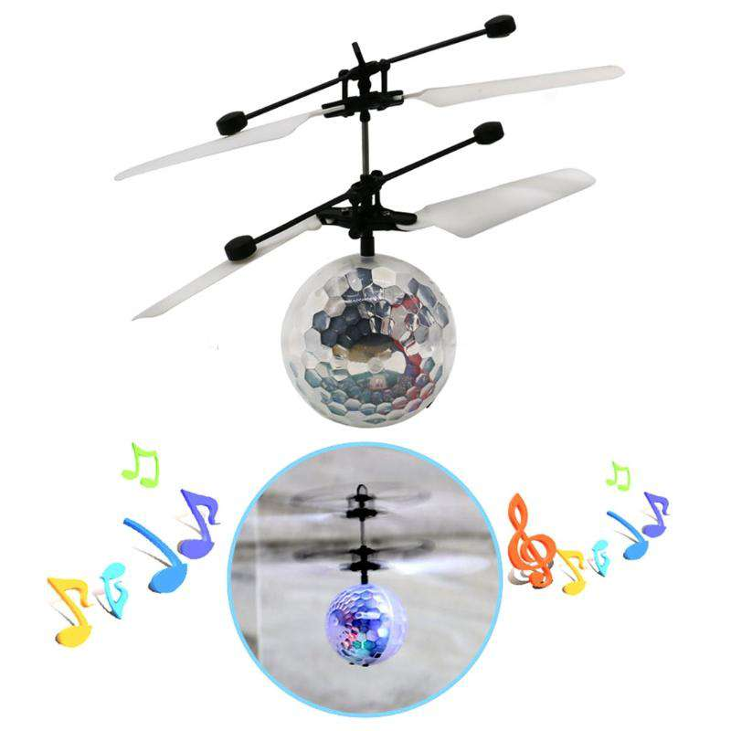Music Flying Ball Toy - Blazing Dealz