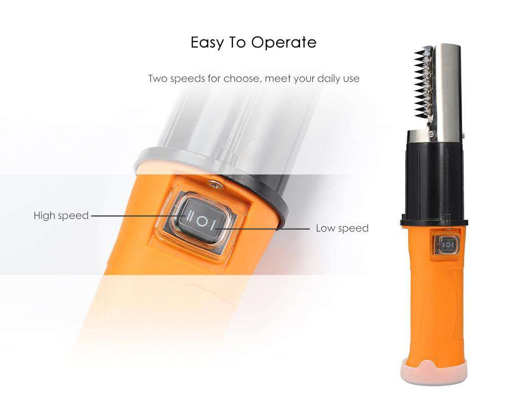 Electric Fish Scaler Brush - Discounts You May Like