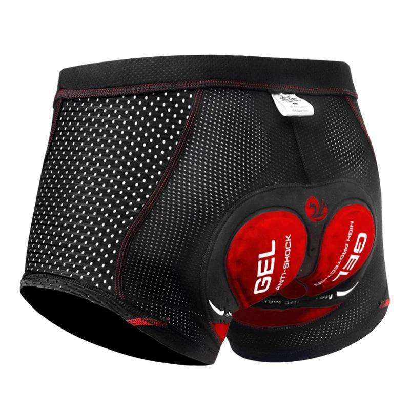 5D Gel Pad Cycling Underwear - Discounts You May Like