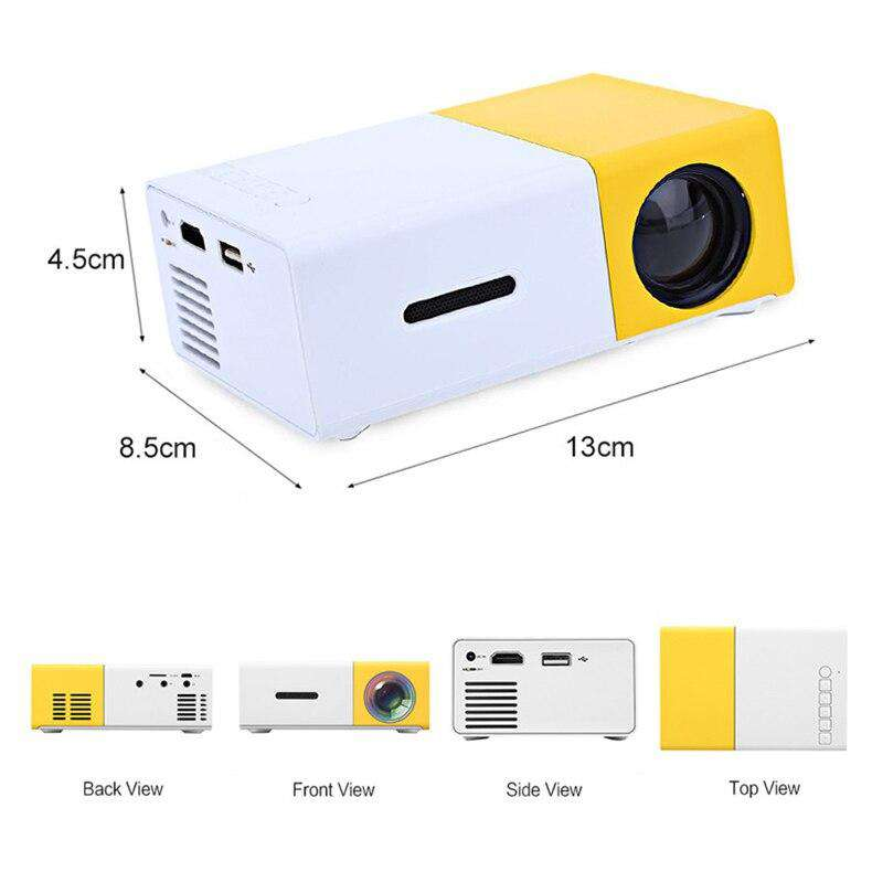 LED Pocket Size HD Projector - Discounts You May Like