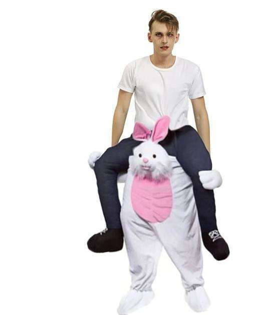 Piggyback Ride On Costumes - Discounts You May Like