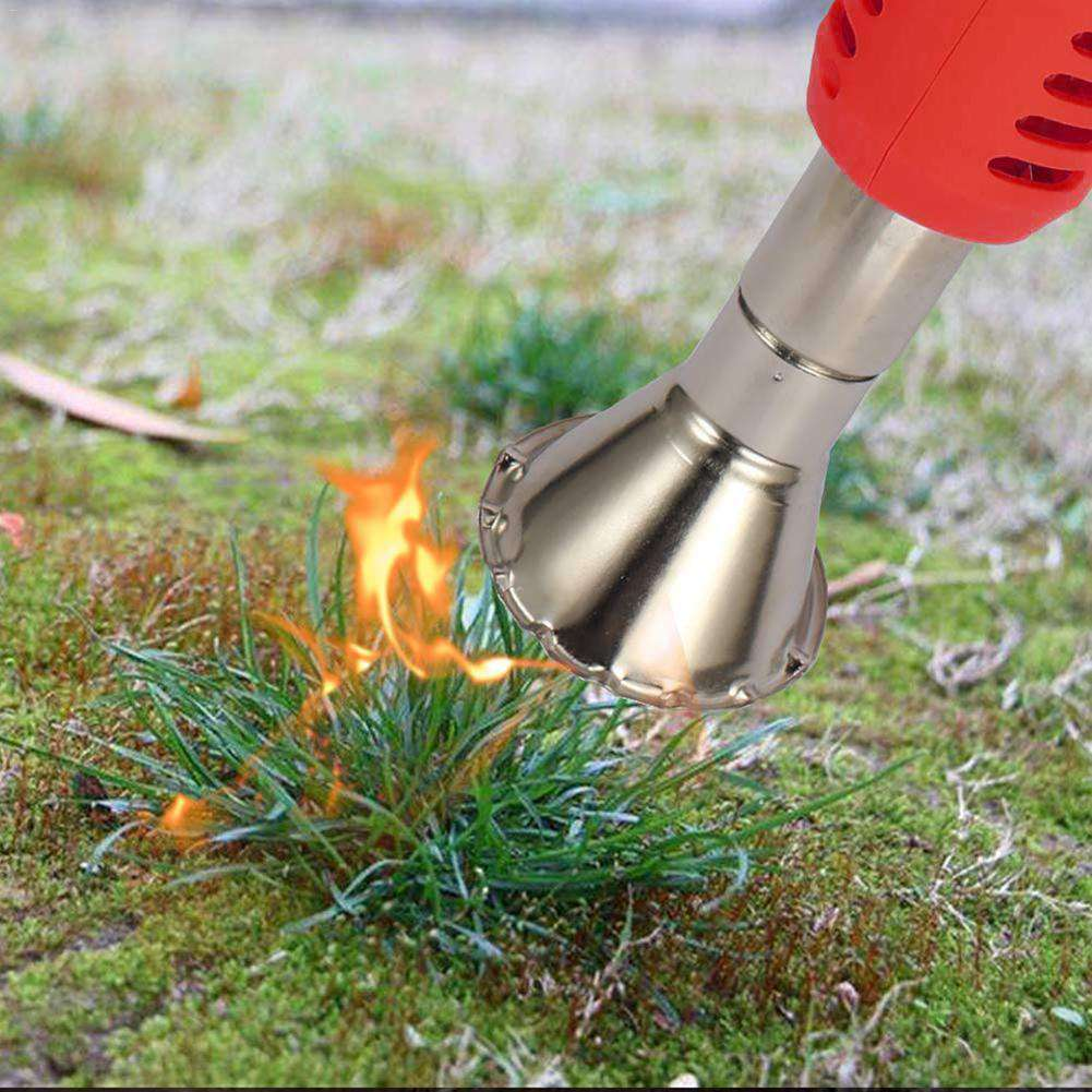 Electric Grass Burner - Discounts You May Like
