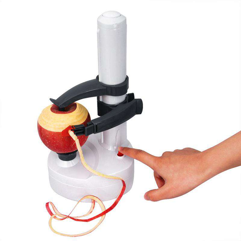 Electric Fruit and Vegetable Peeler - Blazing Dealz