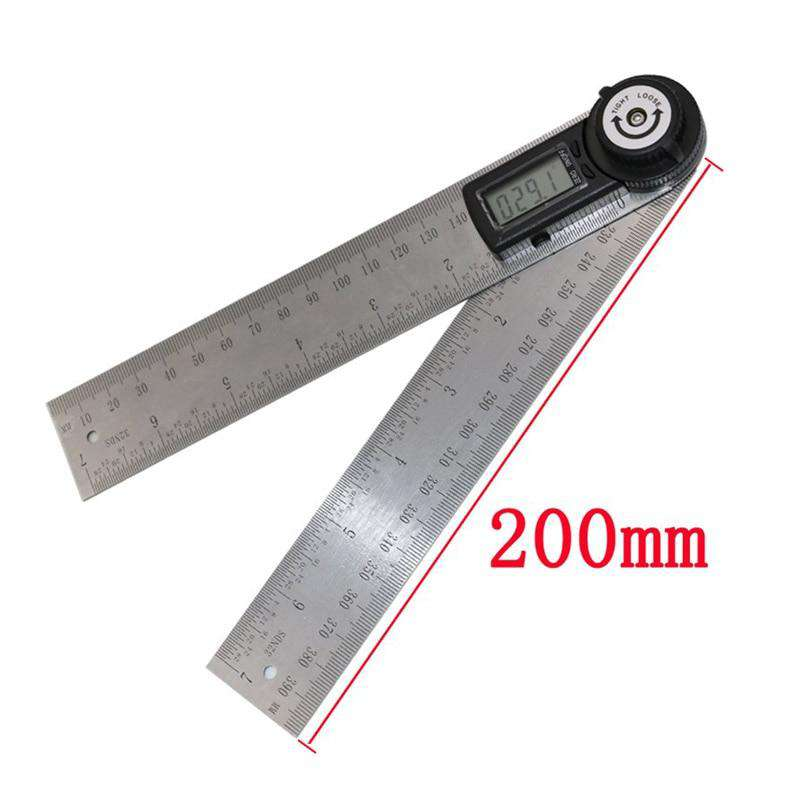 Digital Angle Ruler - Blazing Dealz