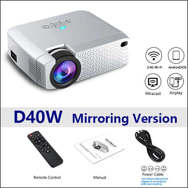 Mini Projector - Blazing Dealz