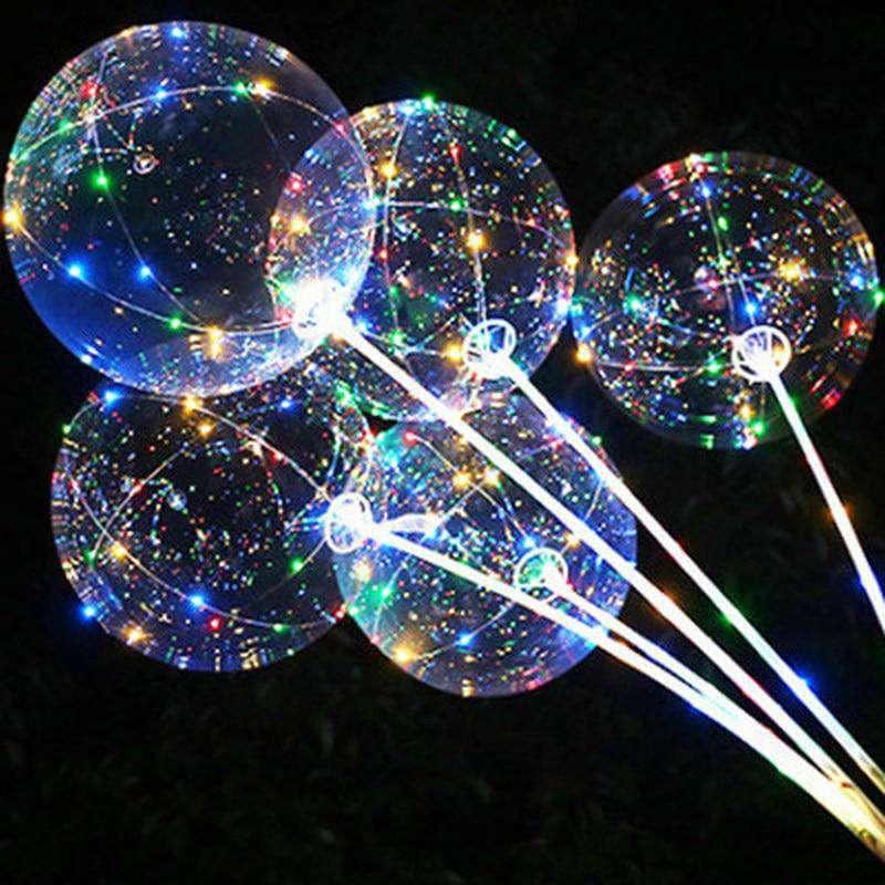 LED Light Balloon Christmas Gift - Discounts You May Like