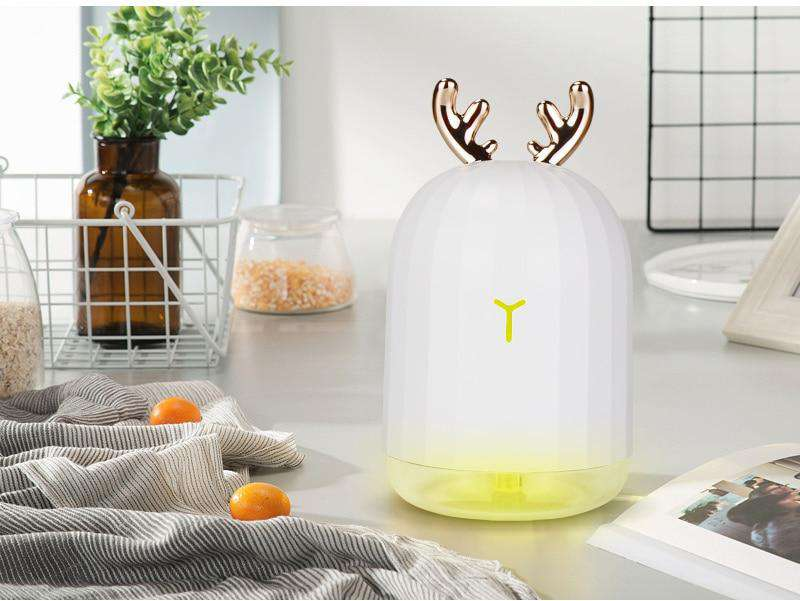 Essential Oil Diffuser - 220ml - Discounts You May Like