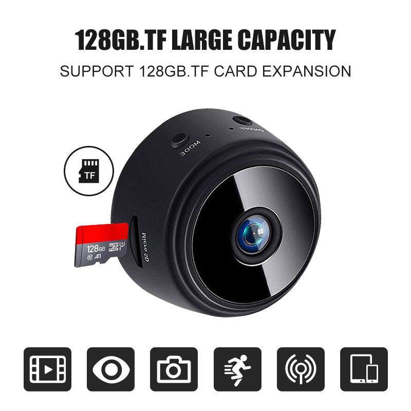 X Pro Mini Wifi Camera - Discounts You May Like