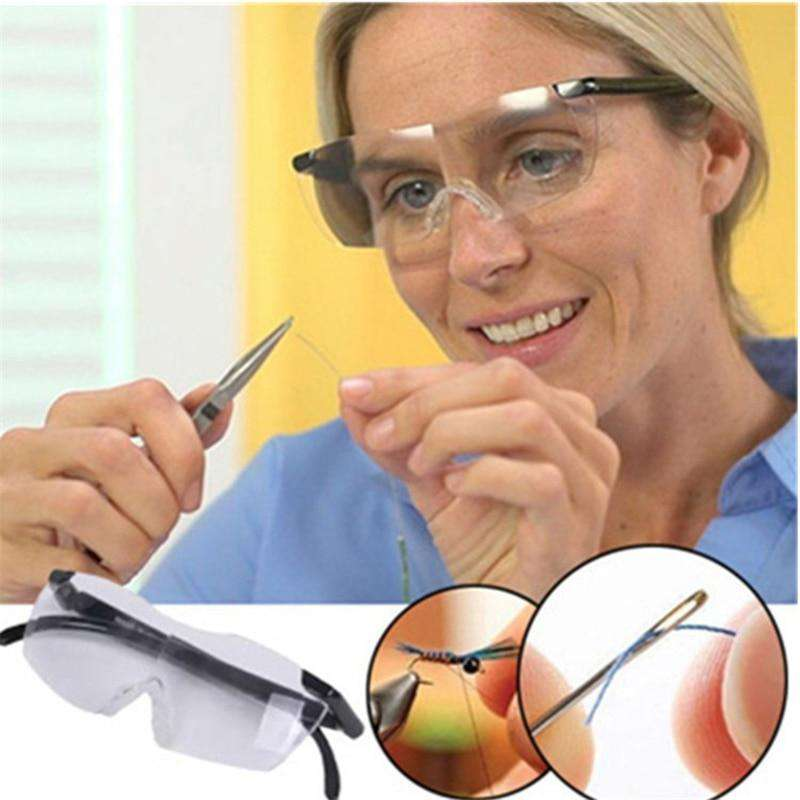Adjustable 20/20 Prescription Glasses - Blazing Dealz