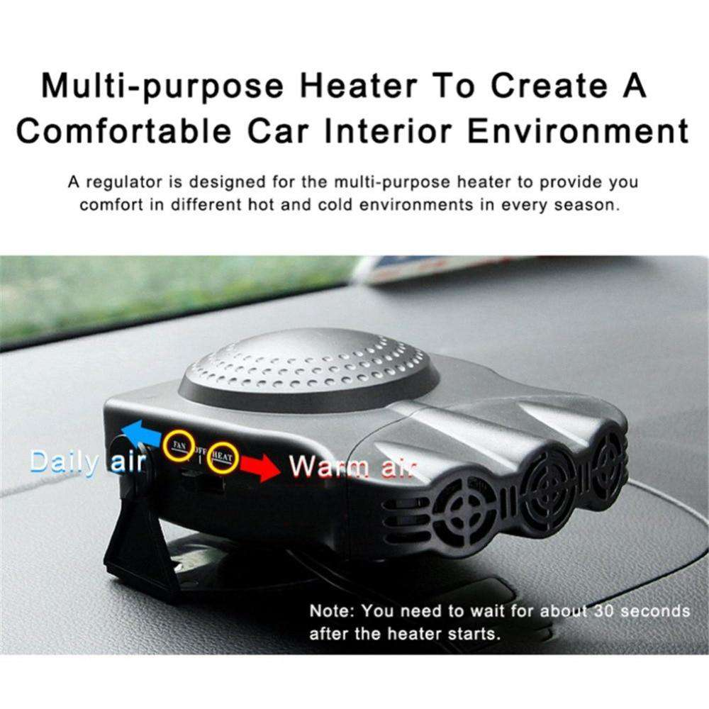 Defrost And Defog Car Heater - Discounts You May Like