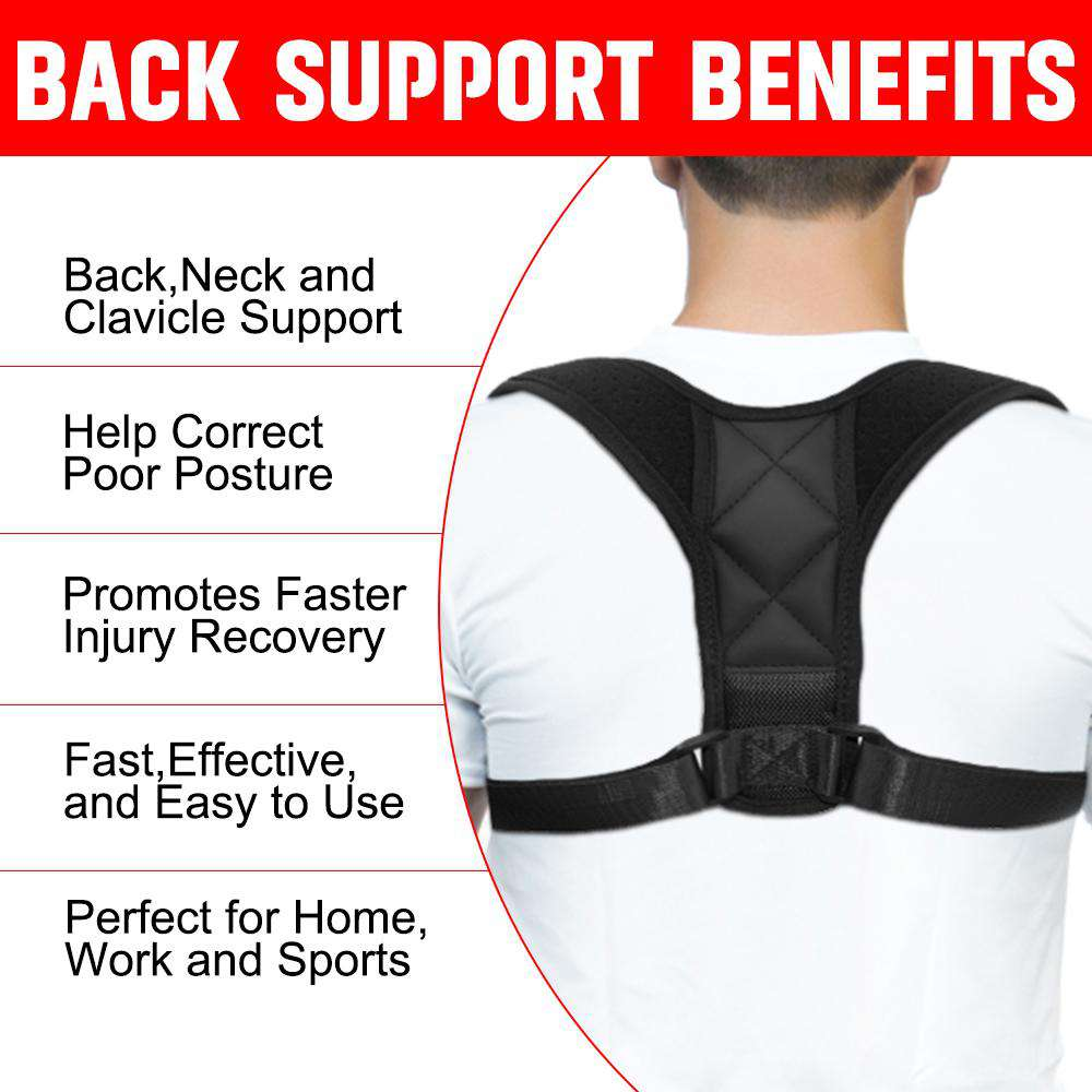 Back Posture Corrector - Discounts You May Like