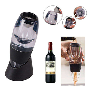Magic Decanter Wine Aerator Filter - Discounts You May Like