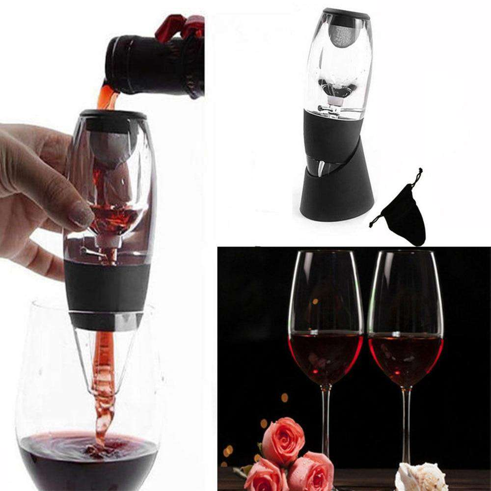 Magic Decanter Wine Aerator Filter - Blazing Dealz