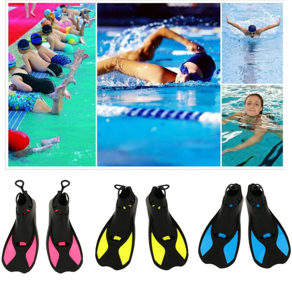 Floating Swim Fins - Discounts You May Like