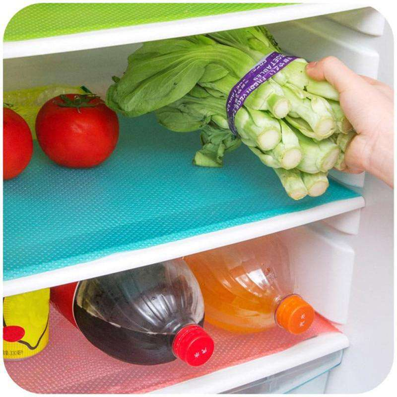 Waterproof refrigerator mat - Protect your fridge from Spills! - Blazing Dealz
