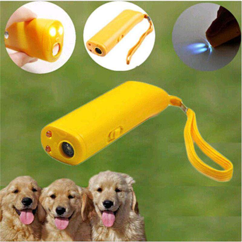 Ultrasonic Anti-Barking Dog Trainer - Discounts You May Like
