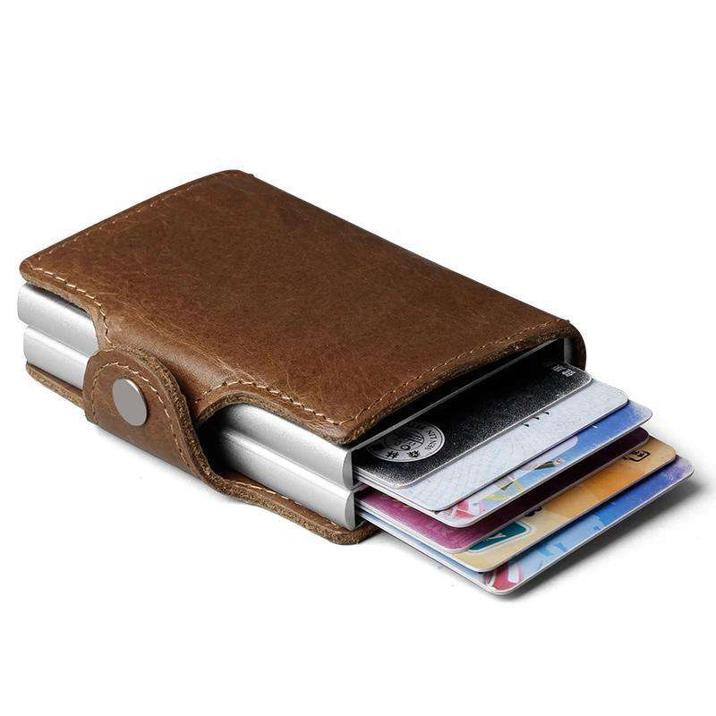 Poput RFID Wallet - Discounts You May Like