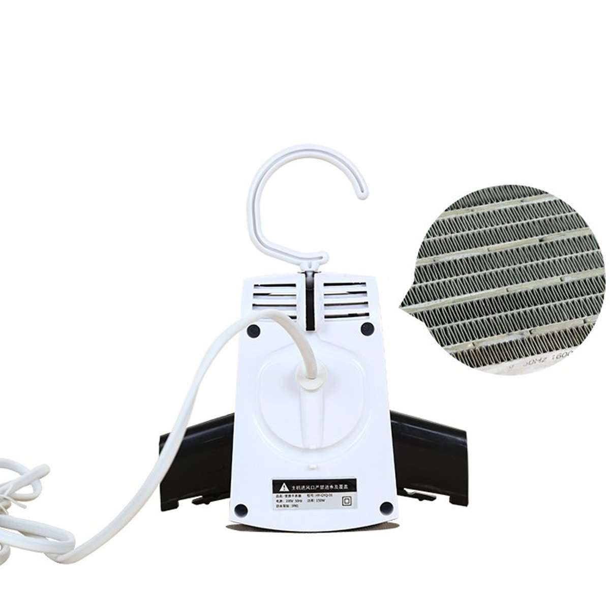 Portable Electric Clothing Dryer Hanger - Discounts You May Like