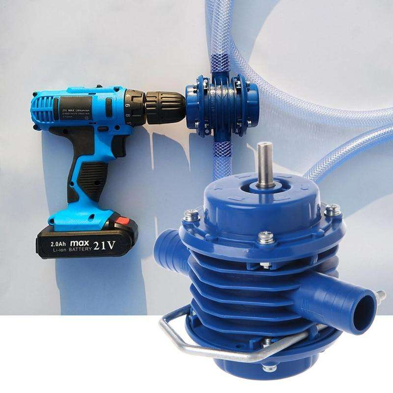 Portable Electric Drill Water Pump - Discounts You May Like
