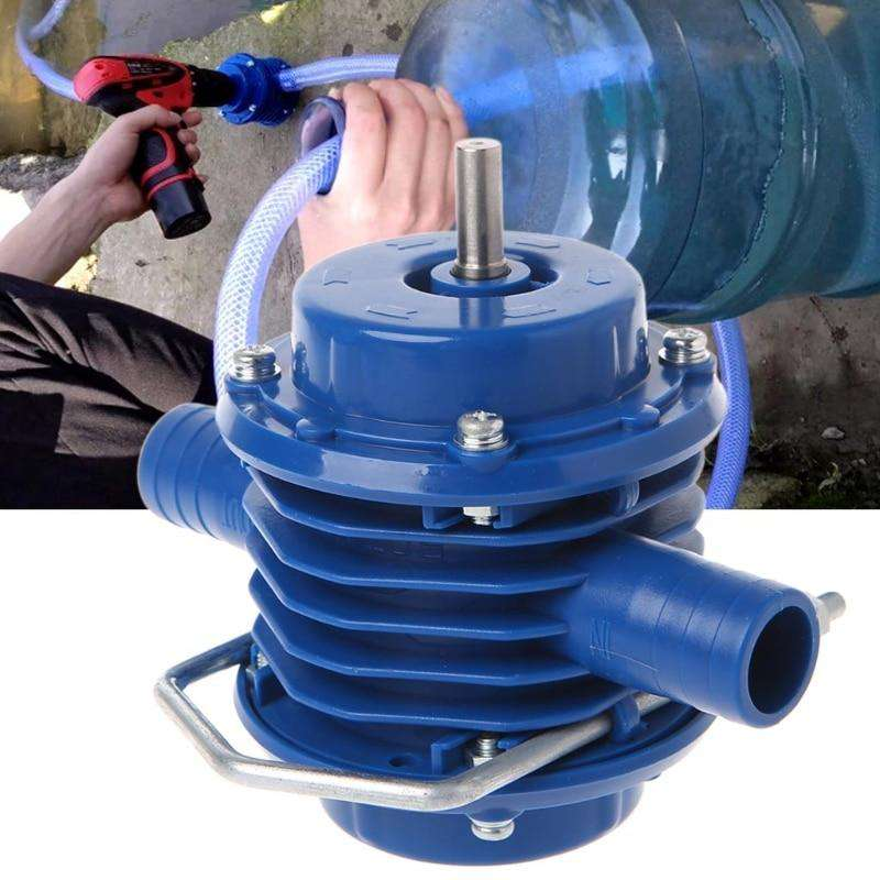 Portable Electric Drill Water Pump - Blazing Dealz